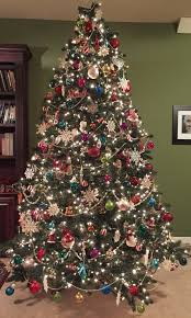 19 steps to a perfectly decorated tree