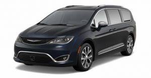 2017 chrysler pacifica paint color options
