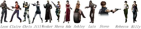 Resident Evil Halloween Costume Nerdy Video Game Halloween Costumes 1 Love Nerds