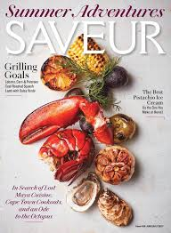 cuisine maghr饕ine the top magazines for gourmet food