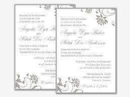 free wedding invitation templates a6 weddingplusplus com