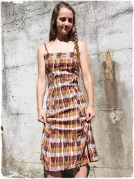 plaid ethnique chic robe ethnique chic matilda robe ethnique chic la mamita