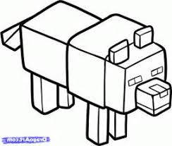 minecraft coloring pages math sketch coloring