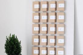 christmas crafts homemade advent calendar that u0027s on pinterest