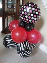 Table Top Balloon Centerpieces by Balloon Bride Table Centerpiece Balloons Pinterest Brides