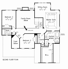 house plans two floors inspirational pictures 2 story house plans under 3000 sq ft home