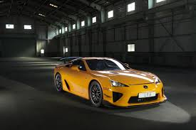 lexus sports car lfa video 2012 lexus lfa nurburgring lap time of 7 14 video
