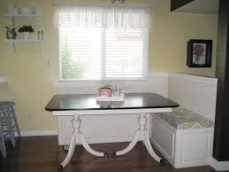 comfortable corner white dining table set orchidlagoon com simple white corner dining room set