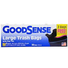 bulk trash bags dollartree