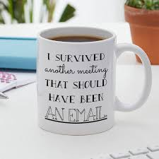 office coffee mugs three reasons why i meetings sheridan m richards