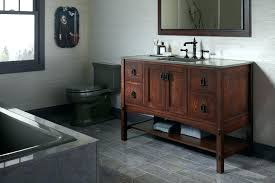 craftsman style bathroom ideas fashionable mission style bathroom vanity craftsman style bathroom