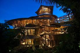 Best 5 amazing tree houses Indonesia tourism