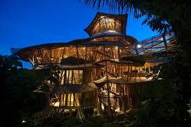 Best 5 amazing tree houses Indonesia tourism
