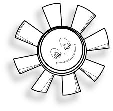 clipart of sun for colouring clipartxtras