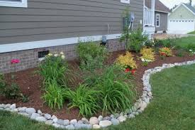 landscape borders and edging ideas inexpensive landscape edging