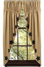 Brown Burlap Curtains Brown Burlap Curtains Bazaraurorita