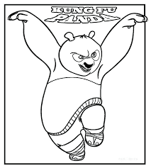 kung fu panda monkey coloring pages zachr me page 5 valentine printable coloring pages kung fu panda