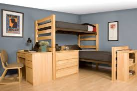 Pros  Cons Of Bunking Dorm Beds The OCM Blog - Dorm bunk beds