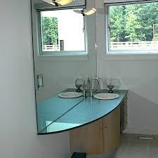 Glass Vanity Tops Glass Vanity Tops Raleigh Nc Sink Custom With 12