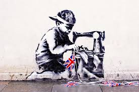 Banksy S Top 10 Most Creative And Controversial Nyc Works - banksy mural vanishes in london reappears in miami cultivating