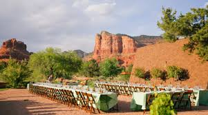sedona wedding venues most beautiful resort wedding venues in sedona