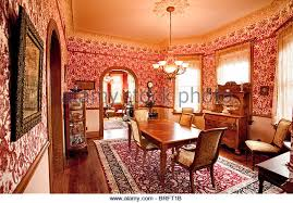 Victorian Dining Room Victorian Room Stock Photos U0026 Victorian Room Stock Images Alamy