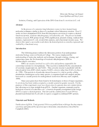 formal lab report template 10 exle lab report reporter resume