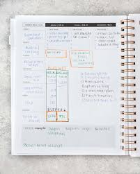 Bullet Journaling by Bullet Journaling With The Nourished Planner Nourished Planner