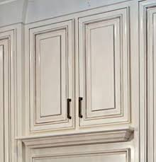 Paint Is Benjamin Moore White Dove With A Chocolate Glaze Live - Kitchen cabinet glaze