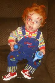 Chucky Halloween Costume Toddler Chucky Halloween Costumes Kids