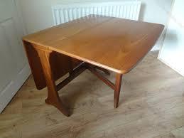 Drop Leaf Table Plans Antiques Atlas G Plan Teak Fresco Drop Leaf Table