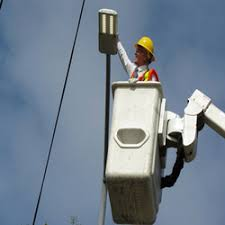 how do street lights work street light installation services solar plant installation