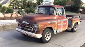 Classic Chevrolet Trucks - spencer u0027s vintage truck restoration youtube