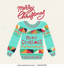 Images Of Ugly Christmas Sweater Parties - cute ugly christmas sweaters vector set stock vector 535950142