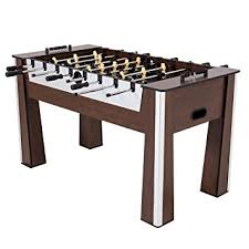 Amazon Foosball Table Amazon Com New Triumph Milan 5 U0027 Foosball Table Sports U0026 Outdoors