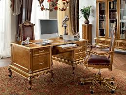 Luxury Office Desk Classic Office Desks