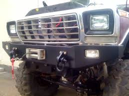 ford truck bumper highboy front winch bumper ford truck enthusiasts forums