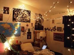 fairy lights room decoration