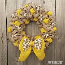 Wreath Diy Best 25 Burlap Wreath Tutorial Ideas On Pinterest Wreath