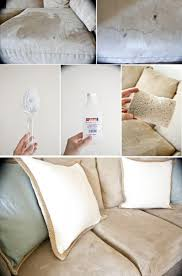 comment faire un canapé en comment faire disparaître les vilaines taches sur un canapé en tissu