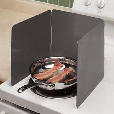 stove splash guard splatter guard kitchen dining bar ebay