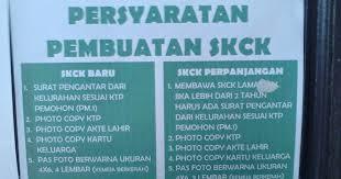 Pembuatan Skck Jakarta Utara | harus tau cara permohonan pembuatan skck