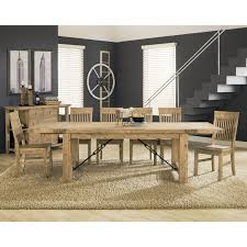 dining room tables set modus autumn 7 piece dining table set walmart com