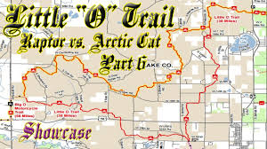 Michigan Orv Trail Maps by Little O Showcase Raptor Vs Arctic Cat Gopro Hero 1080p