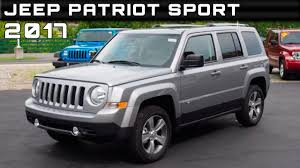 jeep patriot review 2017 jeep patriot sport review rendered price specs release date