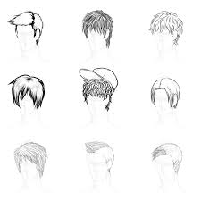 boy pubic hair styles pretty hairstyles for anime guy hairstyle manga hair male pesquisa