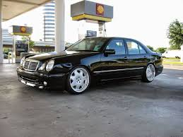 2000 E Class Mercedes Benz E Klasse W210 Stance Style Mercedes Benz Cars And