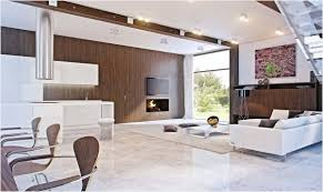 modern eclectic interior design ideas white fireplace mantel