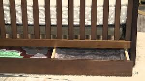 Million Dollar Baby Classic Foothill 4 In 1 Convertible Crib by Franklin U0026 Ben Mayfair 4 In 1 Convertible Crib Youtube
