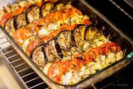 cuisine legume tian de légumes au romarin charles cuisine